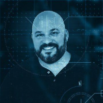 Simon Mullis with Technology Filter